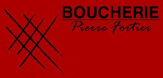 Boucherie Pierre Fortier